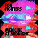 Foo Fighters : Medicine At Midnight LP, oranssi vinyyli