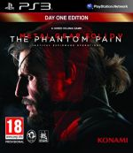 Metal Gear Solid V The Phantom Pain PS3 *käytetty*