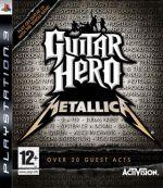 Guitar Hero Metallica PS3 *Käytetty*