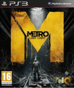 Metro Last Light PS3 *Käytetty*