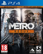 Metro Redux PS4 *käytetty*
