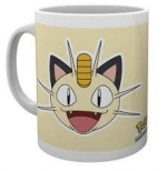 Pokemon Meowth Face muki