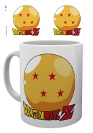 Dragon Ball Z Ball & Logo muki