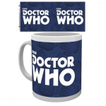 Doctor Who Logo muki