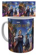 Doctor Who Group muki