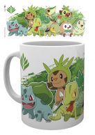 Pokemon First Partners Grass muki