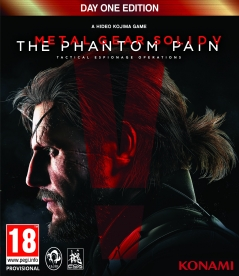 Metal Gear Solid: Phantom Pain Day One Edition Xbox One