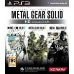 Metal Gear Solid : HD Collection PS3 *käytetty*