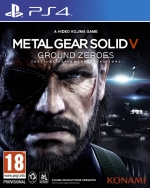 Metal Gear Solid V: Ground Zeroes PS4 *käytetty*