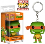 Pocket POP!: Teenage Mutant Ninja Turtles - Michelangelo Avaimenperä