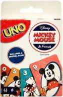 UNO Disney Mickey Mouse & Friends pelikortit