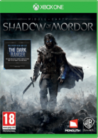 Middle-Earth: Shadow of Mordor Xbox One *käytetty*