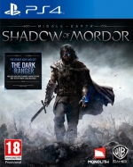 Middle-Earth: Shadow of Mordor PS4 *käytetty*