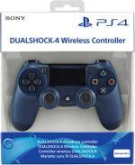 PlayStation Dualshock 4 Ohjain midnight sininen PS4