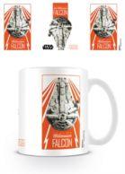 Star Wars Han Solo All New Millenium Falcon Muki