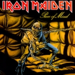 Iron Maiden: Piece of Mind LP