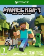 Minecraft Xbox One *käytetty*