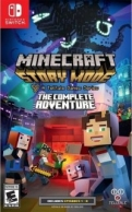 Minecraft - Story Mode - The Complete Adventure Nintendo Switch