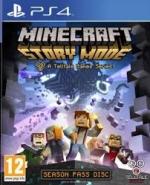 Minecraft Story Mode PS4 *käytetty*