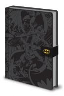 DC Comics Batman Montage A5 Vihko