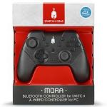 Spartan Gear Mora Bluetooth Controller for Switch / Wired PC