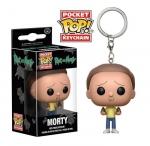 Pocket POP!: Rick and Morty - Morty Avaimenperä