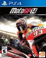Moto GP 14 PS4 *käytetty*