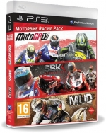 Motorbike Racing Pack (Moto GP 13+SBK+MUD) PS3