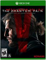 Metal Gear Solid: Phantom Pain Xbox One *käytetty*