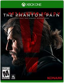 Metal Gear Solid: Phantom Pain Xbox One *käytetty*