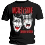 Mötley Crüe : Theatre Of Pain Cry musta T-paita