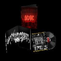 AC/DC : Power Up Musta LP