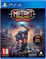 Mutant Football League - Dynasty Edition PS4