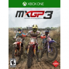 MXGP 3 - The Official Motocross Videogame Xbox One