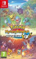 Pokemon Mystery Dungeon: Rescue Team DX Nintendo Switch *käytetty*