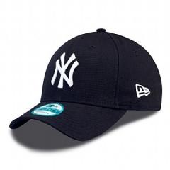 New Era - NY Yankees 9forty Navy, säädettävä