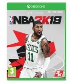 NBA 2K18 Xbox One *käytetty*