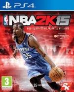 NBA 2K15 PS4 *käytetty*
