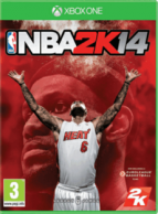 NBA 2K14 Xbox One *käytetty*