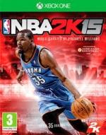 NBA 2K15 Xbox One *käytetty*