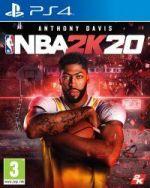 NBA 2K20 PS4 *käytetty*