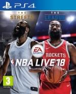 NBA Live 18 PS4 *käytetty*