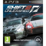 Need for Speed: SHIFT 2 Unleashed PS3 *käytetty*