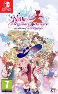 Nelke & the Legendary Alchemists: Ateliers of the New World Nintendo Switch