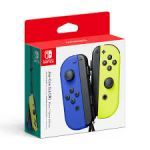 Joy-Con (pair) lisäohjainpari Neon Blue/Yellow Nintendo Switch