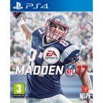 Madden NFL 17 PS4 *käytetty*