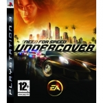 Need for Speed Undercover PS3 *käytetty*