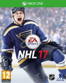 NHL 17 Xbox One *käytetty*
