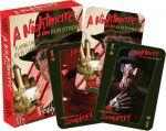 A Nightmare on Elm Street pelikortit