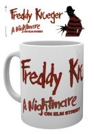 Nightmare On Elm Street Freddy muki